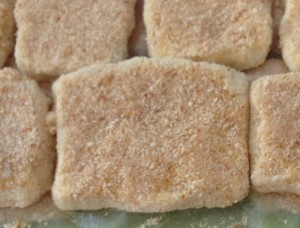 Picture of breaded croquettes